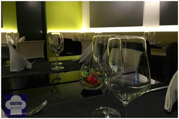 Comedor Vinoteca Merydajes Madrid