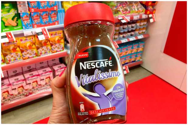 Nescafe Vitalissimo Premios Innovacion Carrefour 2016