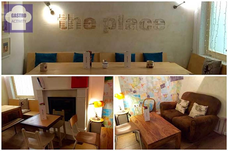Restaurante The Place