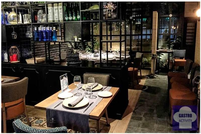 Comedor Restaurante Los Montes de Galicia