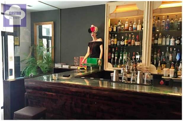 Barra Restaurante La Candelita Madrid
