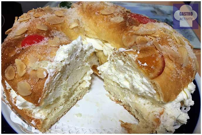 Mejores roscones de Madrid 2016 Panaderia Spelta