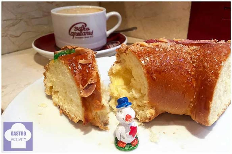 Mejores roscones de Madrid en 2016 Pasteleria Viena Capellanes