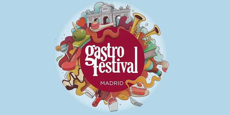 GASTROFESTIVAL 2017 enero el mes de la gastronomia en madrid