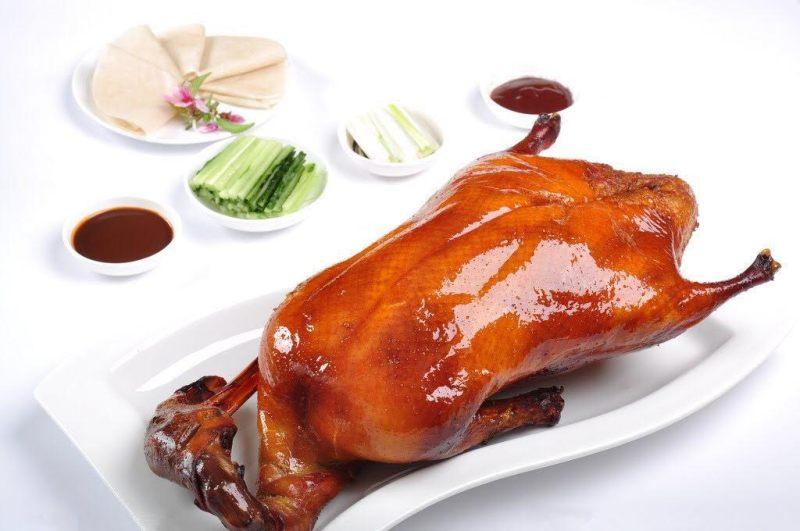 Pato Laqueado China Taste 2017