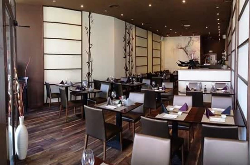 Comedor Yamato Sushi Bar Heron City
