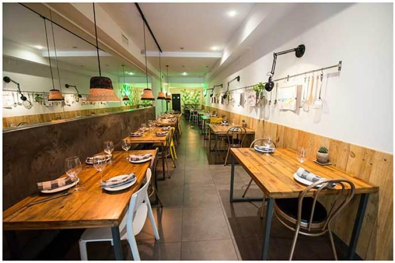Comedor Restaurante Gofio Madrid