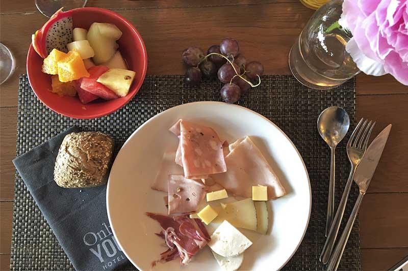 Desayunos saludables con proteinas