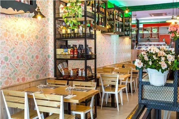 Risto-Shop restaurante italiano ¡Tu Pasta!