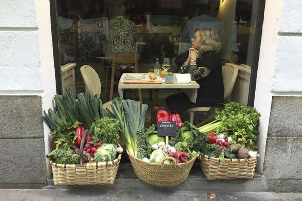 Verduras de La Huerta de Carabaña