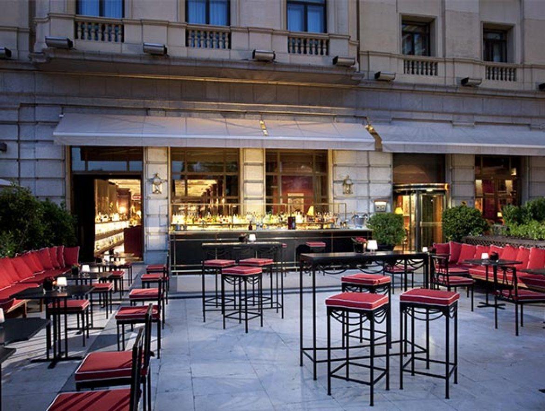 Dry Martini by Javier de las Muelas Mejores terrazas de Madrid de 2017