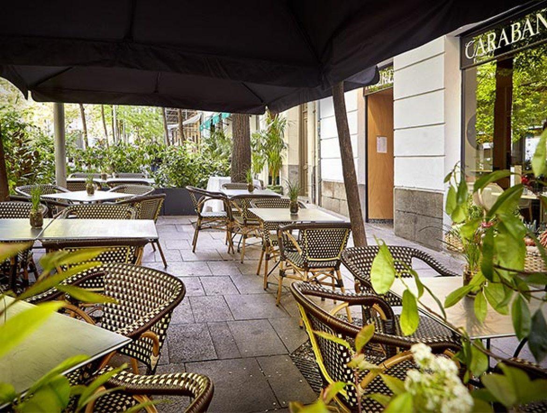 La Huerta de Carabana Mejores terrazas de Madrid de 2017
