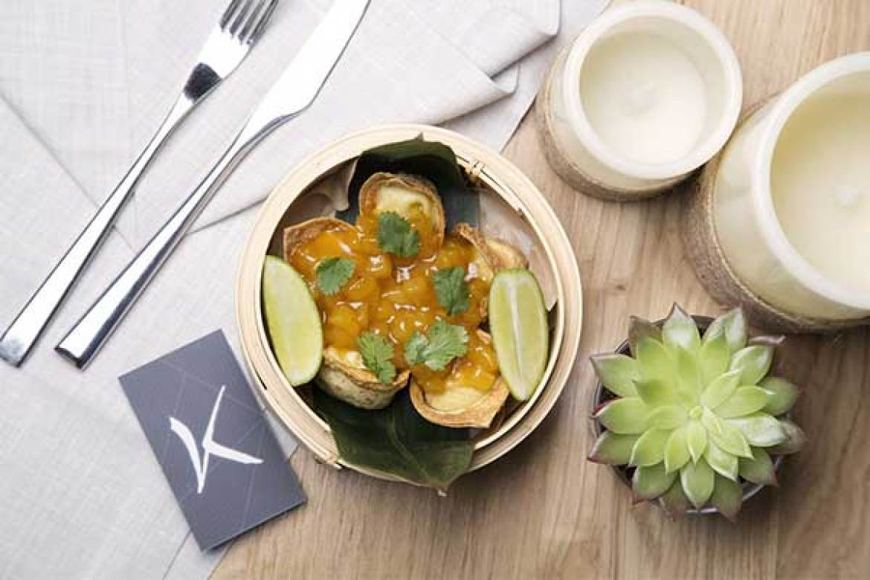 Wonton crujiente Kuoco 360 Food