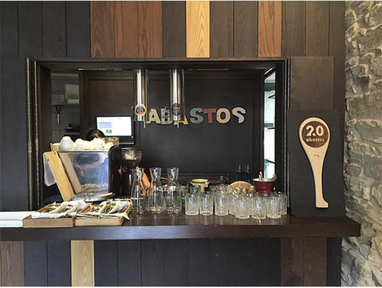 Comedor Restaurante Abastos 2.0 Ghalpon Santiago de Compostela