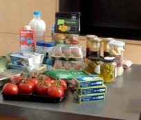 Ingredientes para la receta de Diego Guerrero para Cepsa
