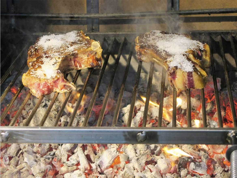 Txuleton de buey a la parrilla Carne de buey Grupo Sagardi