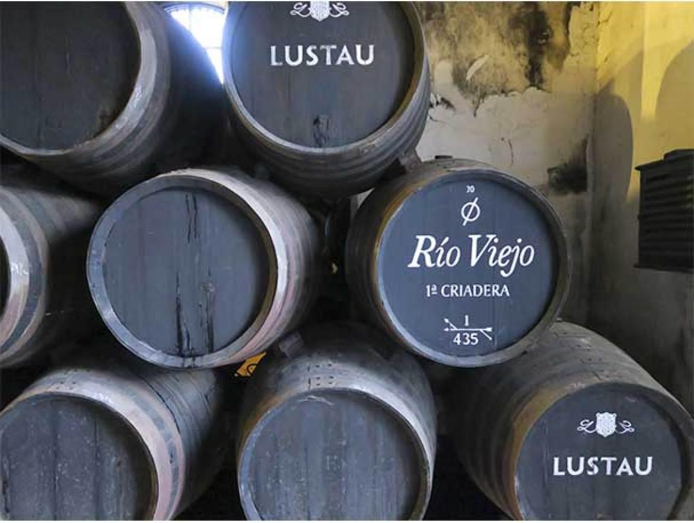Concurso de cocteleria vinos-de-Jerez-Bodegas-Lustau Soleras y criaderas