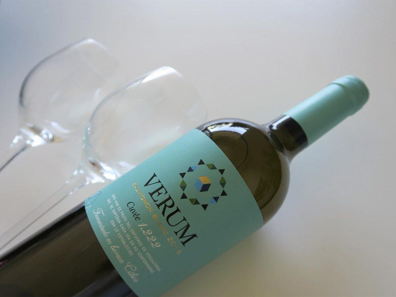 Vinos ecologicos CUVEE 1222 Bodegas Verum