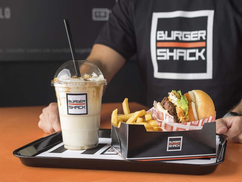 Burger Shack Madrid Hmaburgueseria estilo americano en Chueca