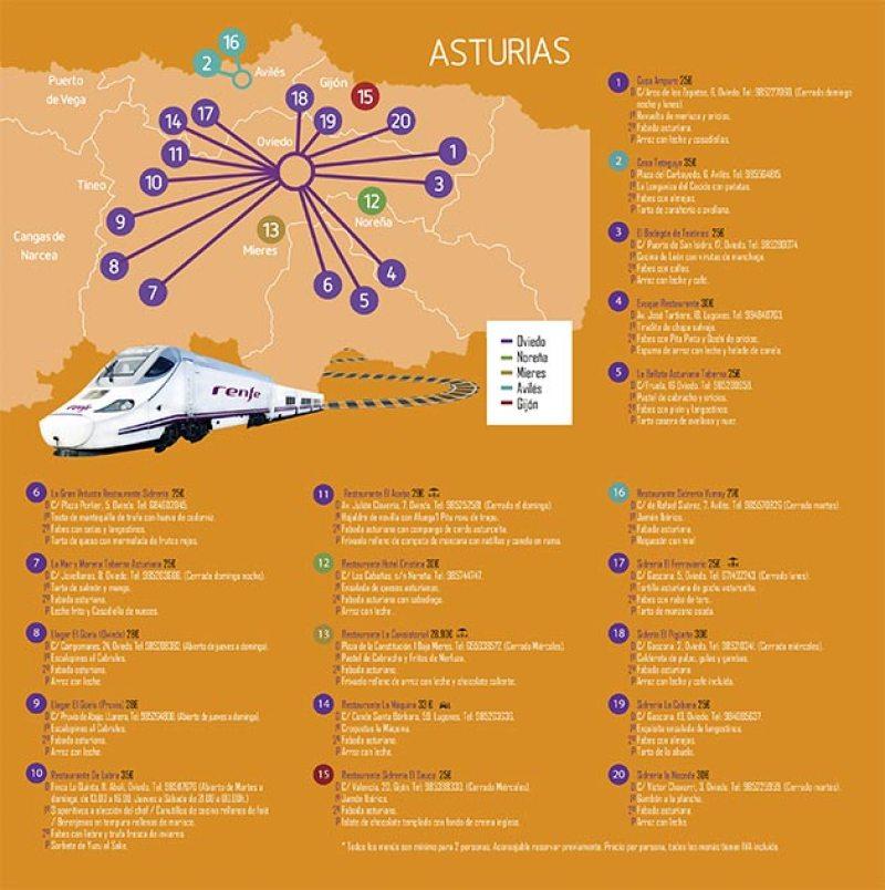 IV Ruta de la Fabada 2018 Gastroplano Asturias