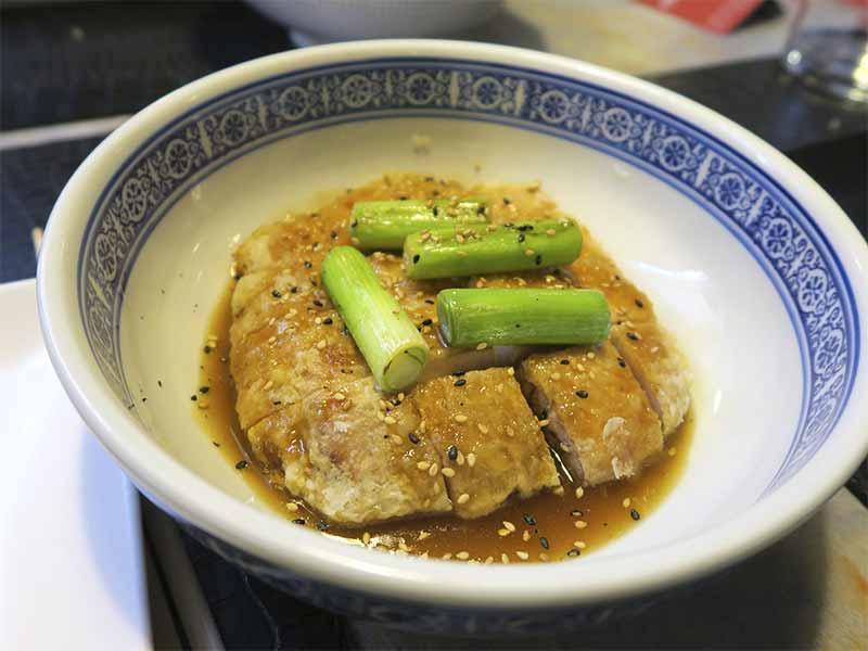 Chi-Jaukay pollo Restaurante Capon cocina Chifa y Nikkei
