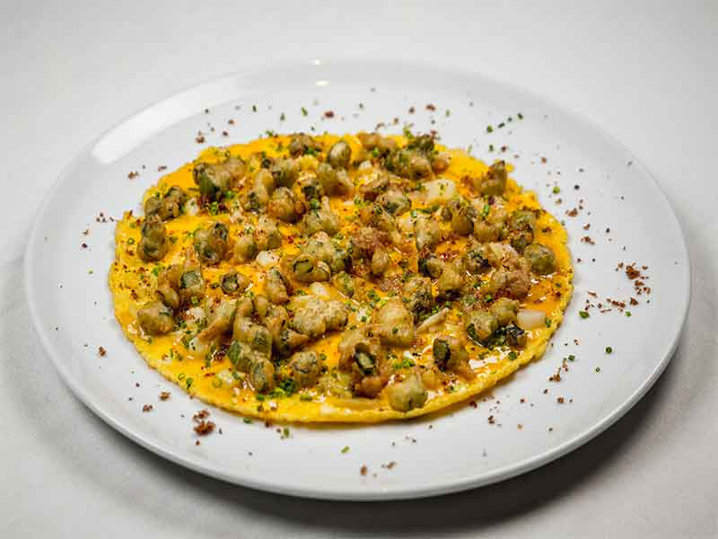 Tortilla Menuda Restaurante Hevia