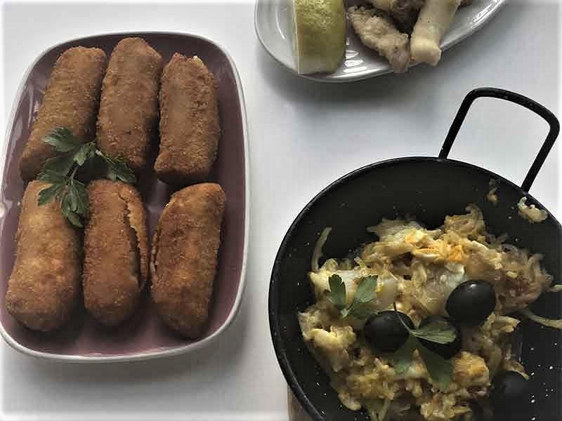 Mejores Croquetas de Madrid Restaurante Lateral