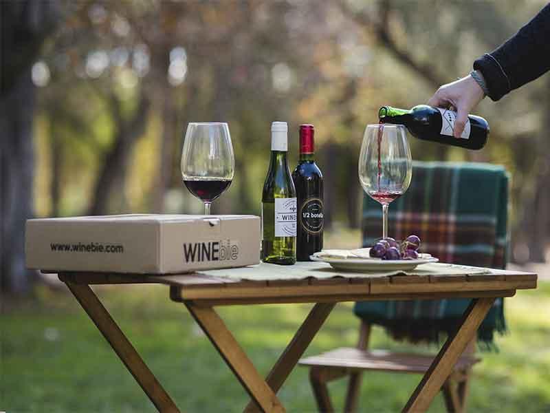 WINEbie club de vino por suscripcion