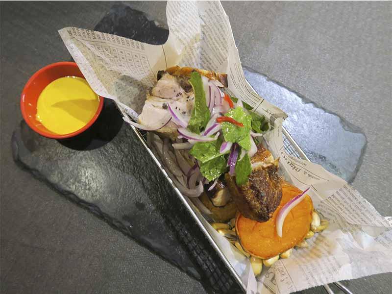 Restaurante Callao 24 Huaralino