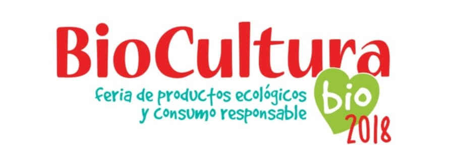 Biocultura Madrid 2018 Logotipo