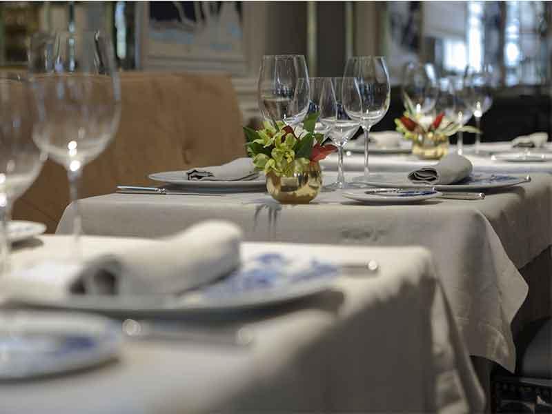 Nochevieja 2018 Madrid restaurante Haroma