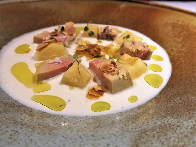 Restaurante Salino Madrid mejores aperturas de Madrid en 2018