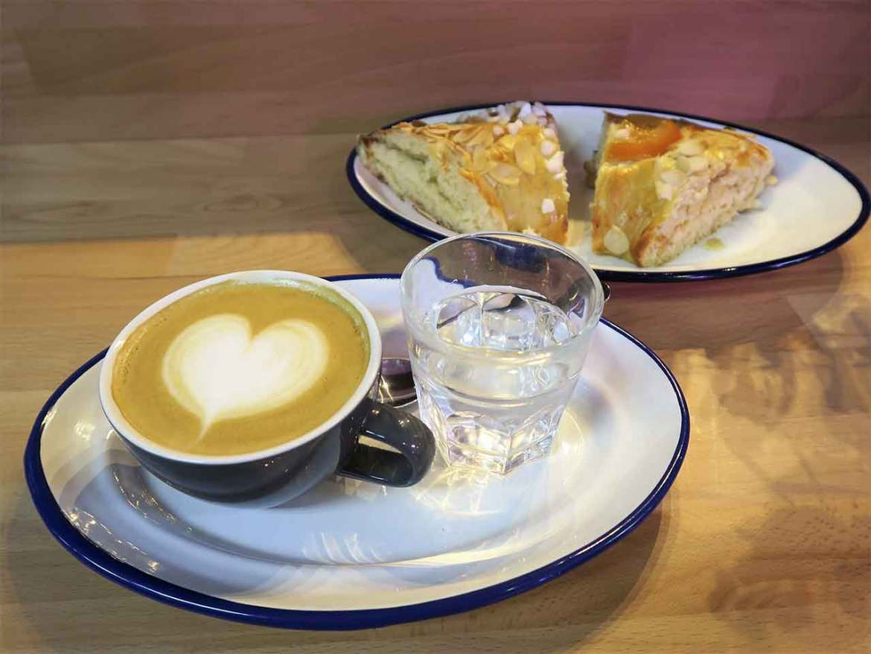 Cafe Tornasol Cafe de Especialidad roscon de reyes