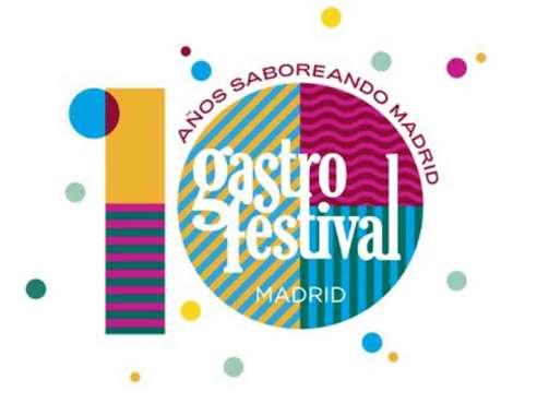 Gastrofestival Madrid 2019 logotipo