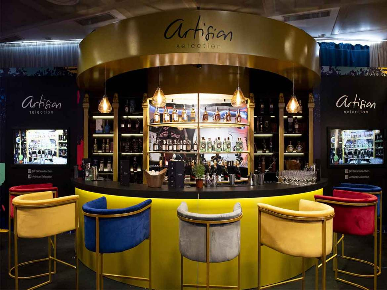Pernod Ricard Artisian Selection Marcas