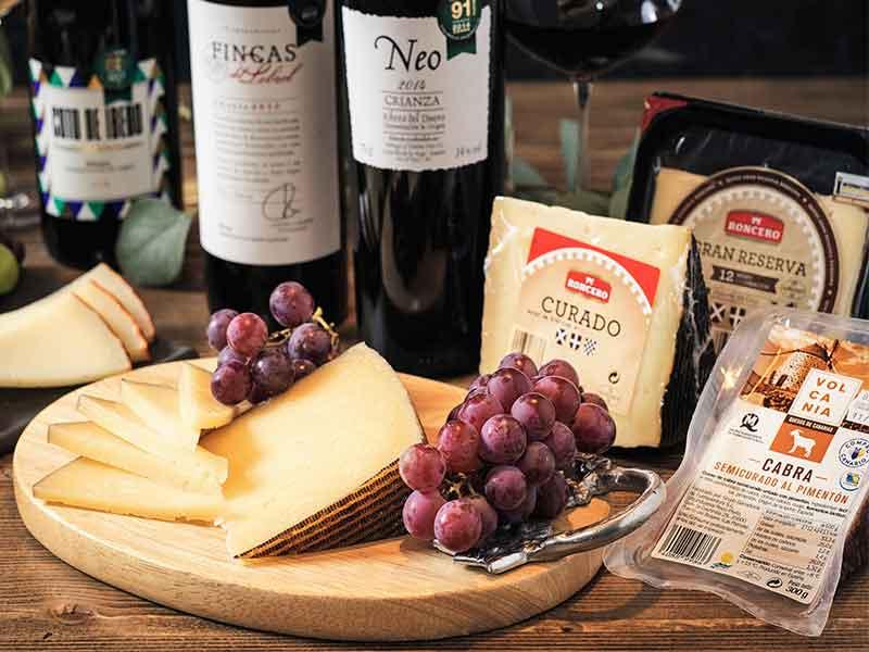 Tres mejores quesos del mundo Lidl Cheese World Awards