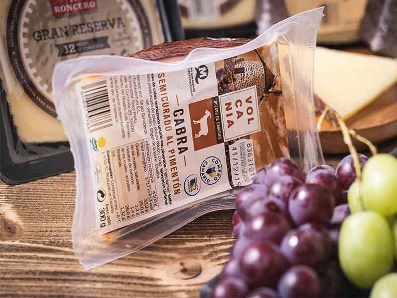 Tres mejores quesos del mundo Lidl Roncero y Volcania