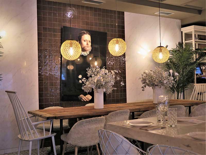 Lady Madonna restaurante