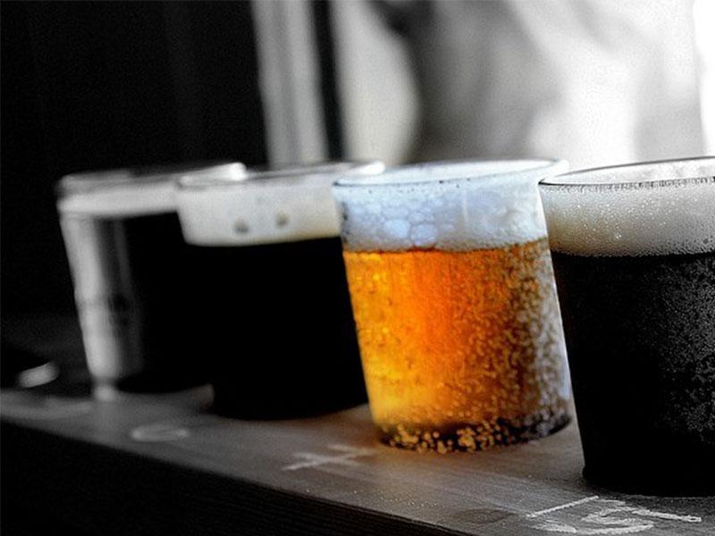 cata de cervezas artesanas tipos