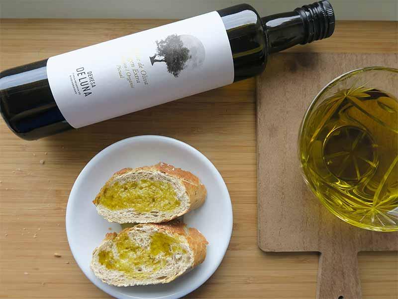 Dehesa de Luna aceite de oliva virgen extra ecologico