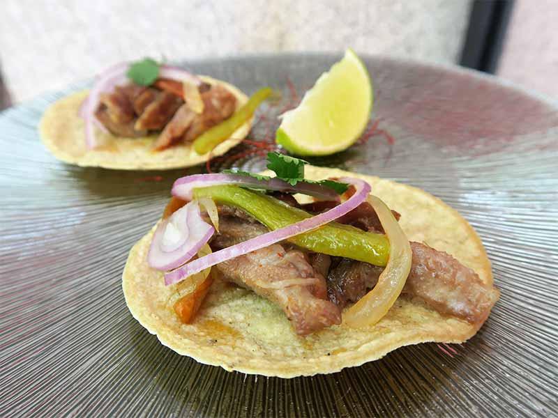 Tacos de Lagarto Joselito Jamones Joselito
