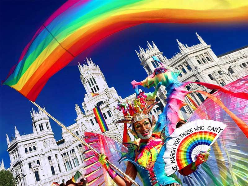 Madrid Orgullo 2019
