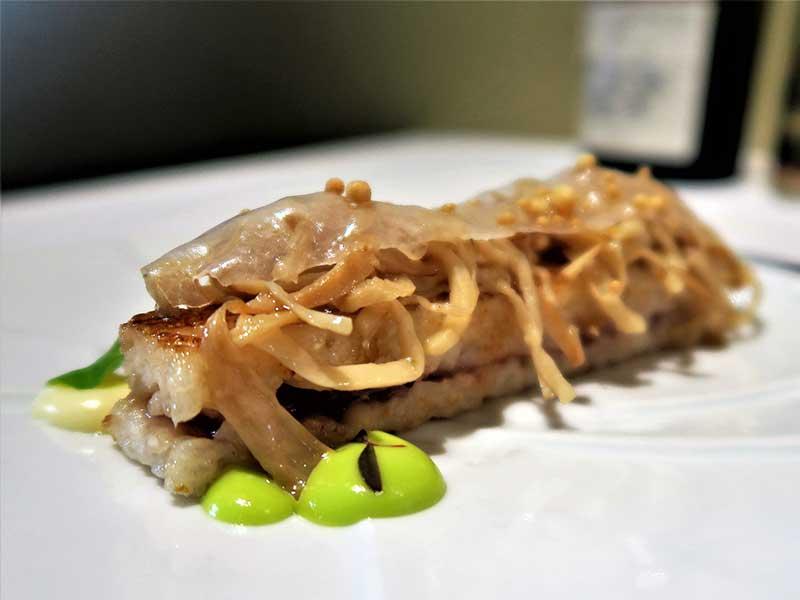 Restaurante Trigo Arroz Iberico el plato estrella