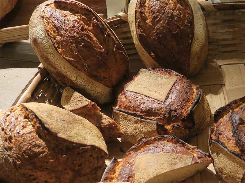 pan para aceite de oliva virgen extra