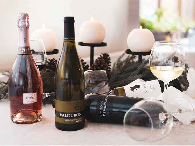 Maridaje con vinos de Grupo Freixenet