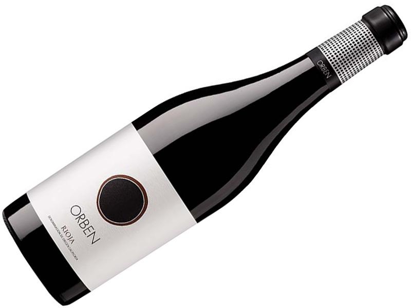 Mejor vino español de Wine Spectator Orben 2016 D O Rioja