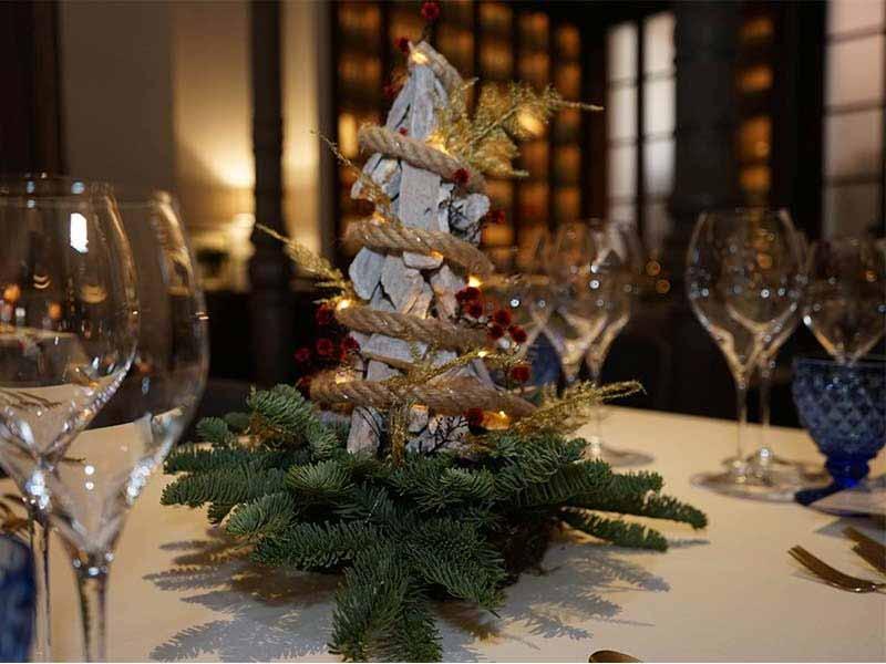 Restaurantes cena de Nochevieja 2019 Gran Hotel Ingles