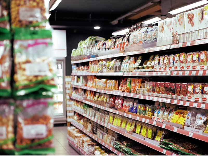 Supermercados comprar en Estado de Alarma