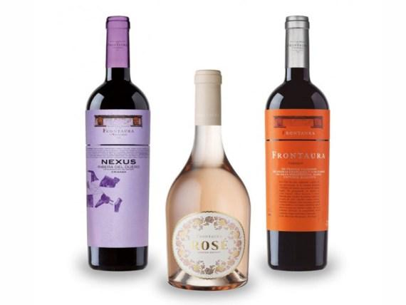Pack vinos Fronatura Nexus