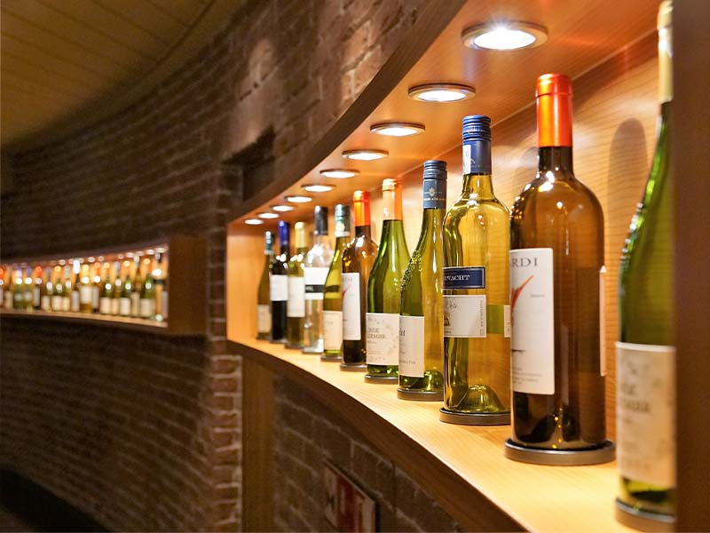 como elegir un vino Tienda
